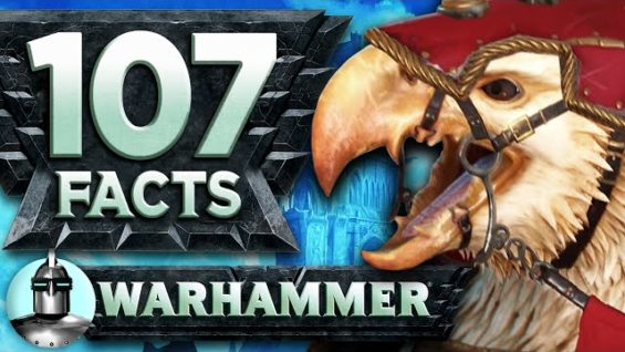 107 Warhammer Facts YOU Should Know | The Leaderboard