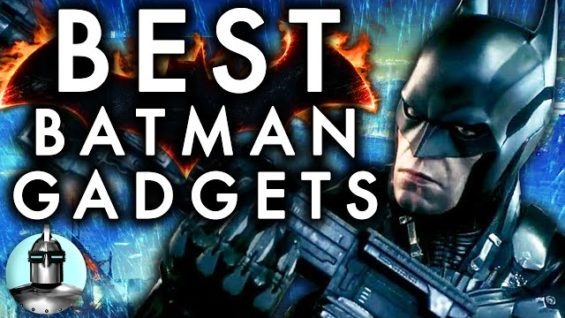 Batman: Arkham Knight Gadgets We Wish Were Real | The Leaderboard