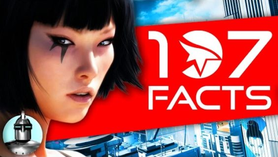 107 Mirror's Edge Facts YOU Should Know | The Leaderboard