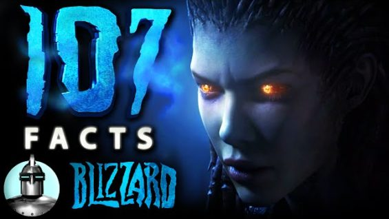 107 Blizzard Entertainment Facts YOU Should Know | The Leaderboard