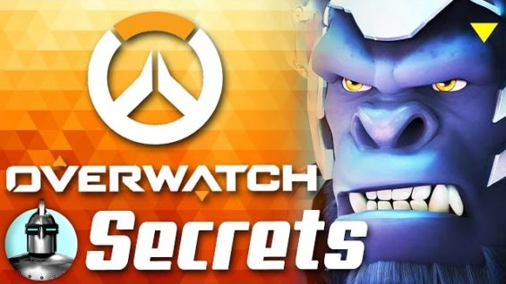 Top 10 Overwatch Secrets and Tips | The Leaderboard