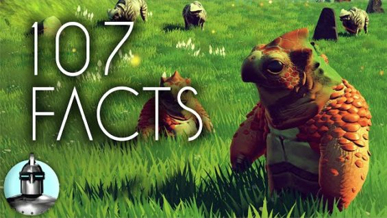 107 No Man's Sky Facts YOU Should Know | The Leaderboard