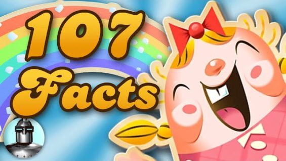 107 Candy Crush Facts YOU Should KNOW | The Leaderboard