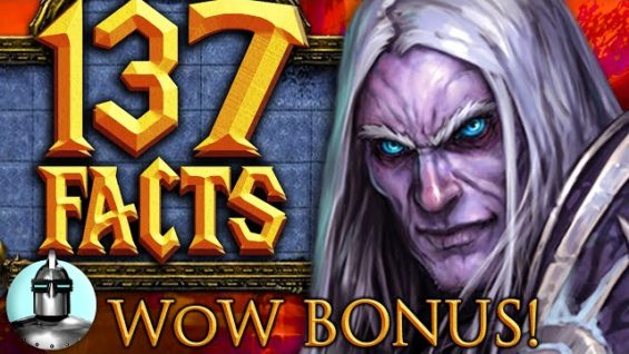 137 World of Warcraft Facts YOU Should KNOW – BONUS Edition!! | The Leaderboard
