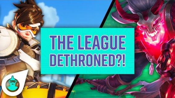 Is Overwatch Dethroning League of Legends? | The Starting Point S1e1