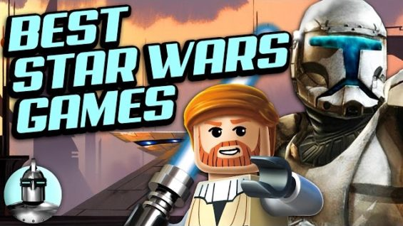 9 Best Star Wars Games You NEED To Play – Star Wars Week | The Leaderboard