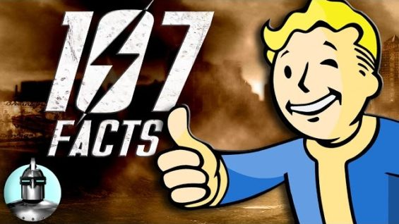 107 Fallout 3 Facts YOU Should Know! | The Leaderboard
