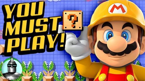11 Reasons Why You NEED to Play Super Mario Maker | The Leaderboard