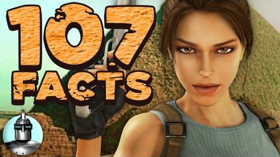 107 Facts About Tomb Raider YOU Should KNOW | The Leaderboard