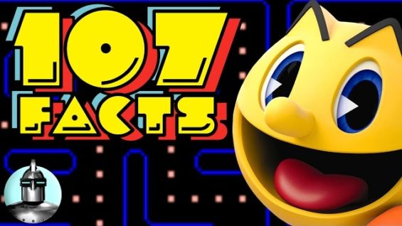107 Facts About Pac-Man YOU Should KNOW | The Leaderboard