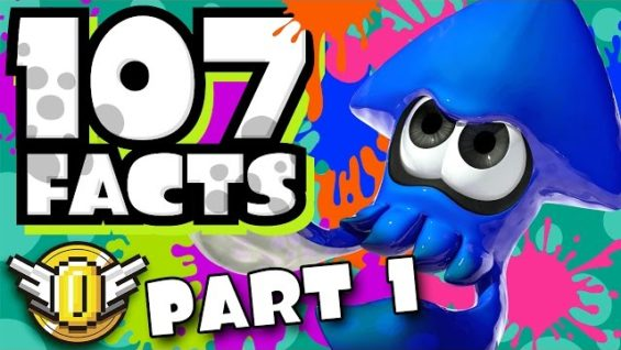 107 Facts About Splatoon YOU Should KNOW – PART 1 | The Leaderboard