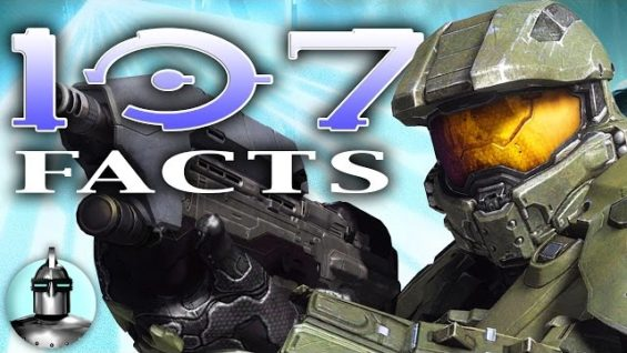 107 Facts YOU Should KNOW About Halo: Combat Evolved | The Leaderboard