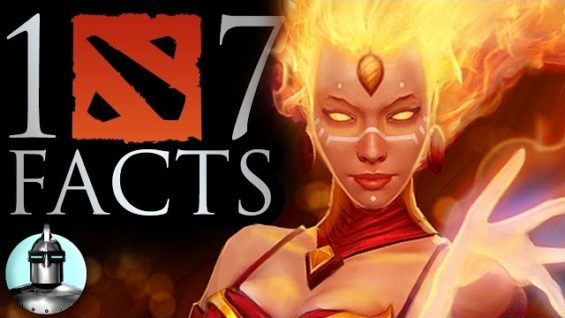 107 Facts About DOTA 2 YOU Should Know | The Leaderboard