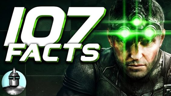 107 Splinter Cell Facts YOU Should Know   The Leaderboard