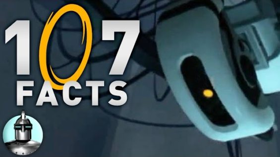 107 Portal 1 Facts YOU Should Know   The Leaderboard