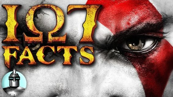 107 God of War Facts YOU Should Know | The Leaderboard
