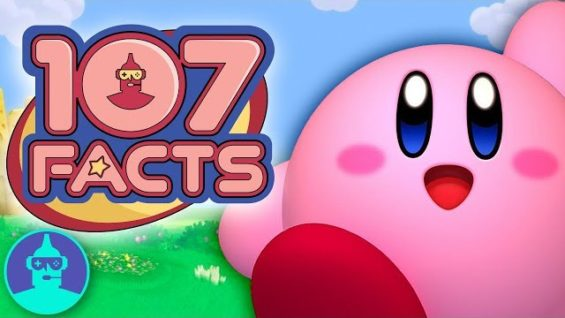 Why is Kirby Pink + 107 Kirby Facts You Should Know!!! | The Leaderboard