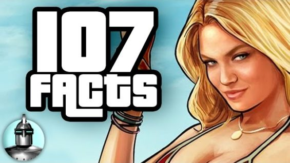 107 GTA 5 Facts YOU Should Know! | The Leaderboard
