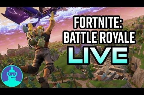 Fortnite Battle Royale: Road To The FIRST Victory Royale – LIVE | The Leaderboard