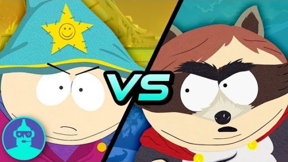 South Park: The Stick Of Truth vs The Fractured But Whole – Then vs Now | The Leaderboard