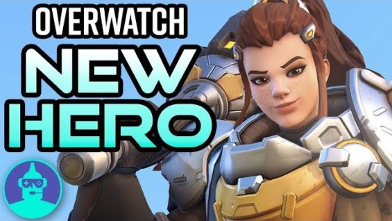 BRIGITTE joins Overwatch | Hero #27 – First impressions (Too Many Supports??)  | The Leaderboard