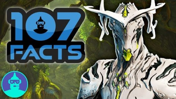 107 Warframe Facts YOU Should Know! New and Improved | The Leaderboard