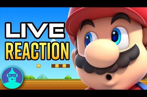 SMASH FOR SWITCH CONFIRMED!!! – Nintendo Direct Live REACTIONS | The Leaderboard