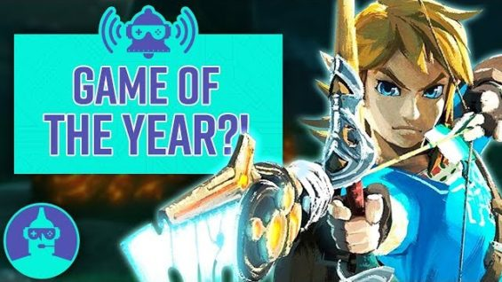 Did Breath of The Wild Deserve Game of the Year? (GOTY Review) | UnMuted – S1e3