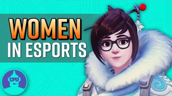 Why Are There NO Women on Esports Team? (Overwatch, LoL) | The Starting Point