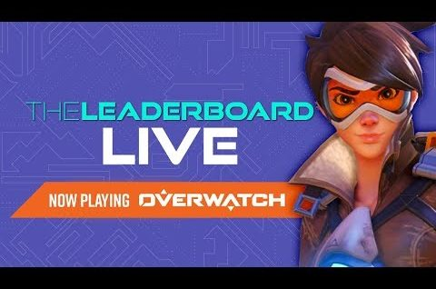 OVERWATCH!   The Leaderboard LIVE