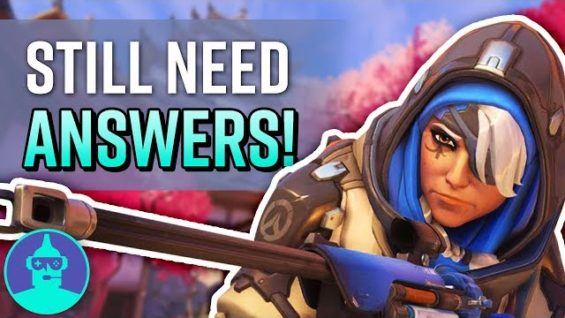 Big Overwatch Questions That Still Need Answers (is Tracer Immortal, Roadhog's Mask? +MORE)