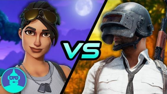 Fortnite vs. PlayerUnknown's Battlegrounds – Which is Better for YOU?  | The Leaderboard