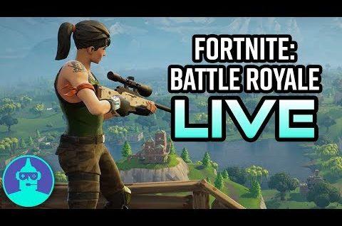 Fortnite Battle Royale LIVE | Livestreaming – Mon, Wed, Fri after 5PM