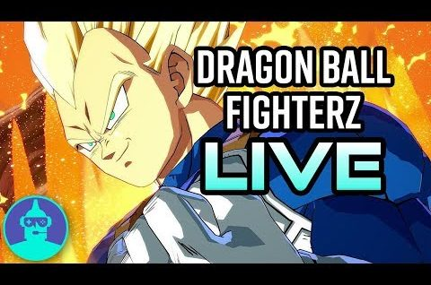 Dragon Ball FighterZ Full Game – First Look | The Leaderboard LIVE
