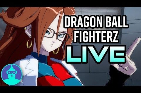 Dragonball FighterZ Story Mode Gameplay Part 1 | The Leaderboard LIVE