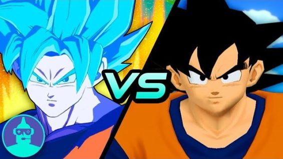 Dragon Ball FighterZ vs Dragon Ball Budokai – Then vs Now – Which is Better??? | The Leaderboard