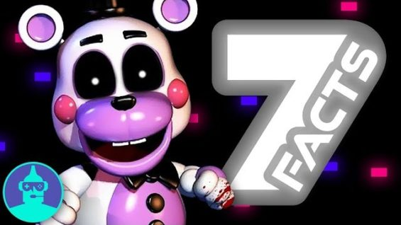 7 FNAF Pizzeria Simulator Facts You Should Know!!! | The Leaderboard