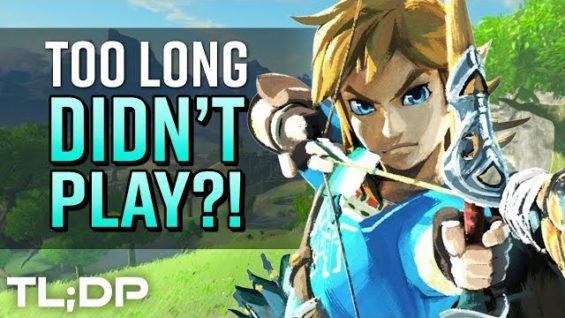 Zelda: Breath Of The Wild in 11 Minutes (The Full Story Explained) | Too Long; Didn't Play