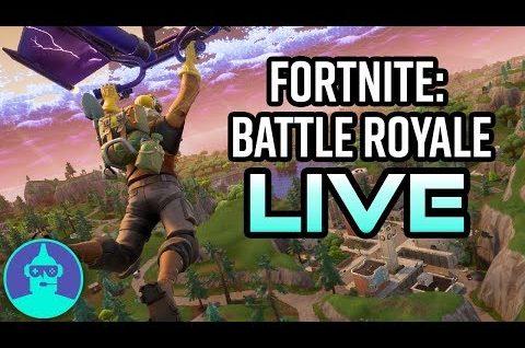 Fortnite Battle Royal Let's Play | The Leaderboard