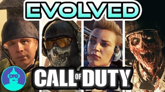 The Evolution of Call of Duty – Then Vs. Now (COD Vs. COD WW2)  | The Leaderboard