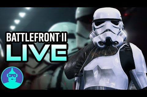 Battlefront 2 – Multiplayer and Campaign Walkthrough!!! | The Leaderboard LIVE