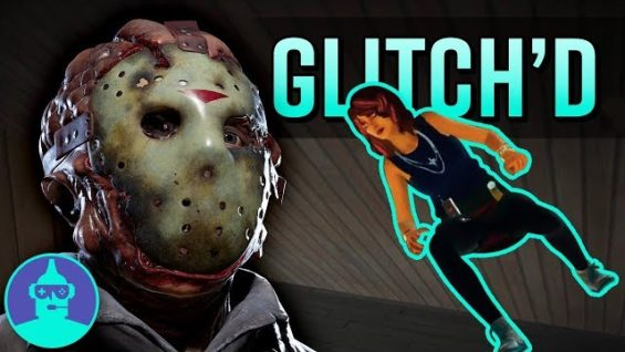 TOP Friday The 13th: The Game Insane Glitches  (Flying Jason, Invisibility, Random Objects +MORE)