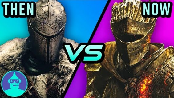 Dark Souls 2 vs Dark Souls 3 – Then vs. Now – Which is better? | The Leaderboard