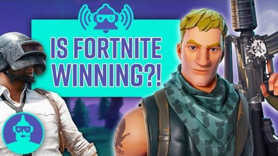 Is Fortnite Winning Battle Royale Against PUBG? | UnMuted S1e2