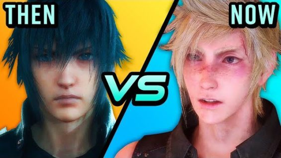 Final Fantasy 15 – One Year Later  – Then vs. Now (Is it Better?) | The Leaderboard
