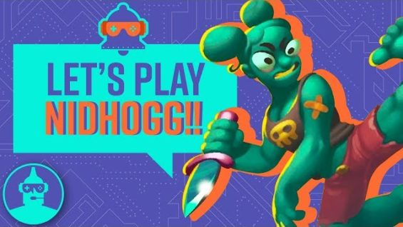 Nidhogg 2 – Let's Play   Notification Squad   The Leaderboard