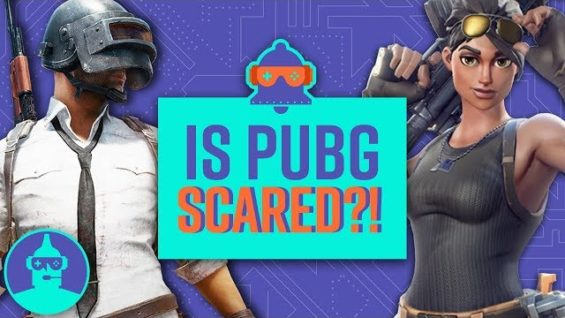 Is PUBG Afraid of Fortnite's Battle Royale Mode ??? | The Leaderboard