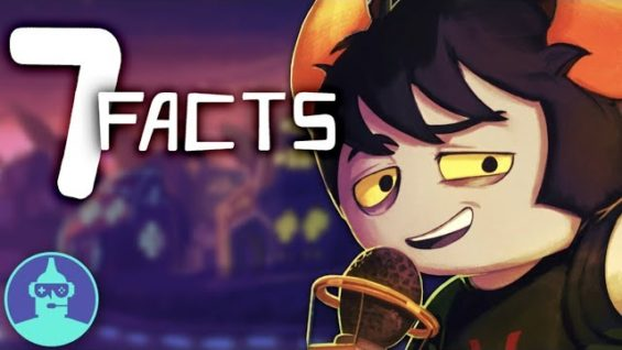 7 Hiveswap Facts YOU Should Know!!!| The Leaderboard