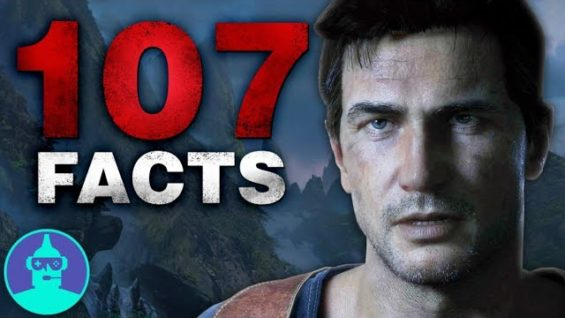 107 Uncharted 4 Facts YOU Should KNOW!! | The Leaderboard