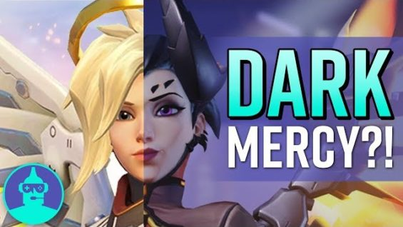 The Truth Behind Mercy – She May Be Evil!!! Overwatch Dark Secrets YOU Should Know   The Leaderboard